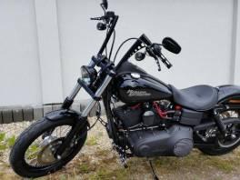 Harley-Davidson Dyna Street Bob KOUP.V ČR- SERVISKA , Auto – moto , Motocykly a čtyřkolky  | spěcháto.cz - bazar, inzerce zdarma