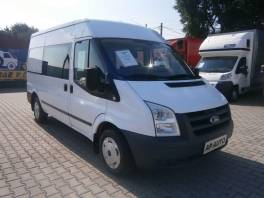 Ford Transit 280M 6MÍST SERVISKA , Užitkové a nákladní vozy, Do 7,5 t  | spěcháto.cz - bazar, inzerce zdarma