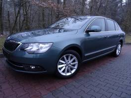 Škoda Superb II FACELIFT 2.0TDI DSG GREENTEC AMBITION 7/2013