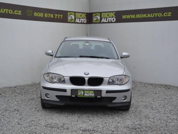 BMW Řada 1 116i,Serv.kn.,DIGI AC, foto 1 Auto – moto , Automobily | spěcháto.cz - bazar, inzerce zdarma