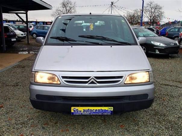 Citroën Évasion 2.1TD - 7 SEDADEL, foto 1 Auto – moto , Automobily | spěcháto.cz - bazar, inzerce zdarma