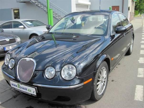 Jaguar S-Type 2.7 TD V6 EXECUTIVE 1.majitel ČR  2.7 TD V6 EXECUTIVE, foto 1 Auto – moto , Automobily | spěcháto.cz - bazar, inzerce zdarma