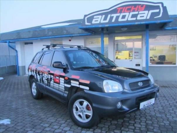 Hyundai Santa Fe 2,4 16V, 4x4, Klima, foto 1 Auto – moto , Automobily | spěcháto.cz - bazar, inzerce zdarma
