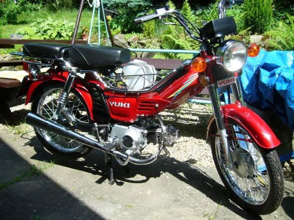 Yuki Quick , foto 1 Auto – moto , Motocykly a čtyřkolky | spěcháto.cz - bazar, inzerce zdarma