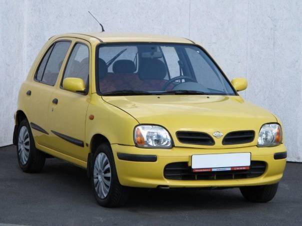 Nissan Micra 1.0 i 16V, foto 1 Auto – moto , Automobily | spěcháto.cz - bazar, inzerce zdarma