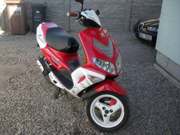Peugeot  Skůtr, foto 1 Auto – moto , Motocykly a čtyřkolky | spěcháto.cz - bazar, inzerce zdarma