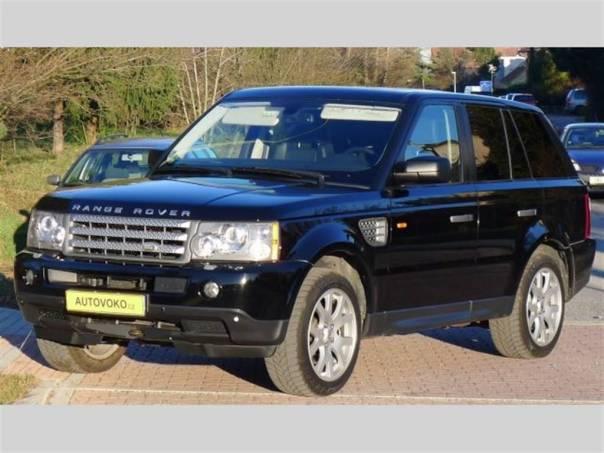 Land Rover Range Rover Sport 4,2i V8 SUPERCHARGED LPG CZ, foto 1 Auto – moto , Automobily | spěcháto.cz - bazar, inzerce zdarma