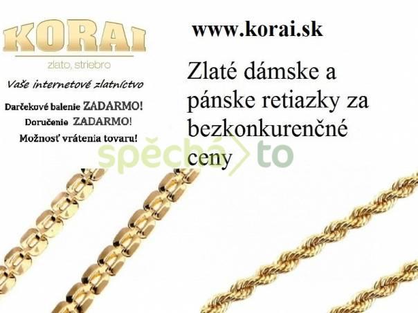 Zlaté retiazky KORAI ccdada15c37