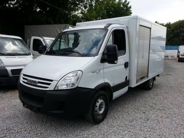Iveco Daily 35S14G CNG SKŘÍŇ, foto 1 Užitkové a nákladní vozy, Do 7,5 t | spěcháto.cz - bazar, inzerce zdarma