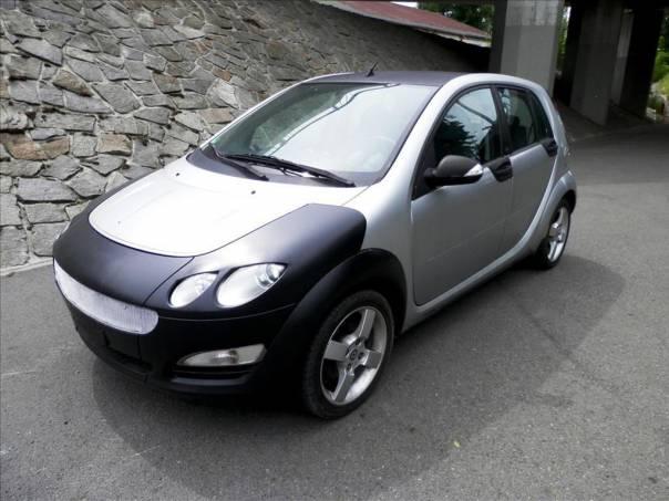 Smart Forfour 1.1 KLIMA*JEZDÍ SKVĚLE, foto 1 Auto – moto , Automobily | spěcháto.cz - bazar, inzerce zdarma