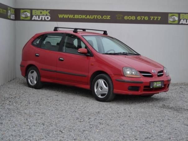 Nissan Almera TINO,2.2DI,Serv.kn.,Klima, foto 1 Auto – moto , Automobily | spěcháto.cz - bazar, inzerce zdarma
