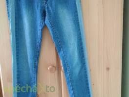 Dámské slim džíny zn. Chillin , Dámské oděvy, Kalhoty, šortky  | spěcháto.cz - bazar, inzerce zdarma
