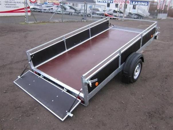 ZV 31 N1 sklopný - RE2, foto 1 Užitkové a nákladní vozy, Přívěsy a návěsy | spěcháto.cz - bazar, inzerce zdarma