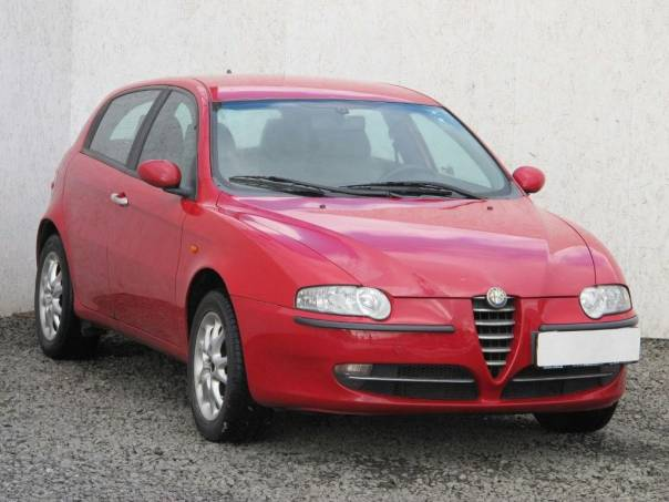 Alfa Romeo 147 2.0 16V T.SPARK, foto 1 Auto – moto , Automobily | spěcháto.cz - bazar, inzerce zdarma