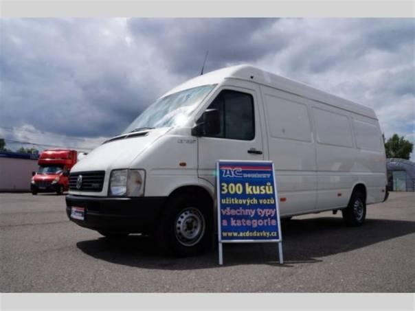 Volkswagen LT 35 2.5tdi MAXI už.hm.1358kg, foto 1 Užitkové a nákladní vozy, Do 7,5 t | spěcháto.cz - bazar, inzerce zdarma