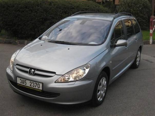 Peugeot 307 2,0HDi combi 1.majitel., foto 1 Auto – moto , Automobily | spěcháto.cz - bazar, inzerce zdarma
