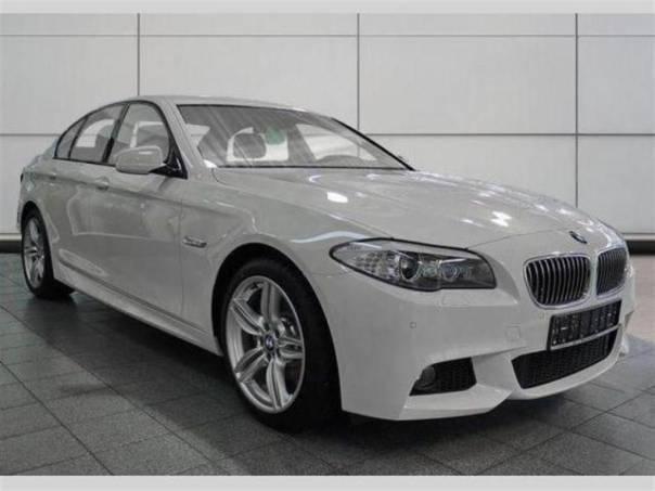 BMW Řada 5 525d xDrive Mpaket Sedan 160kW, foto 1 Auto – moto , Automobily | spěcháto.cz - bazar, inzerce zdarma