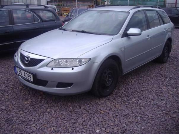 Mazda 6 2.0 DI DIG.KLIMA, foto 1 Auto – moto , Automobily | spěcháto.cz - bazar, inzerce zdarma
