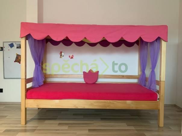 Dětská postel pro princeznu - DOMESTAV, foto 1 Pro děti, Dětský nábytek | spěcháto.cz - bazar, inzerce zdarma