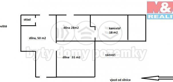 Pronájem nebytového prostoru, Holice, foto 1 Reality, Nebytový prostor | spěcháto.cz - bazar, inzerce