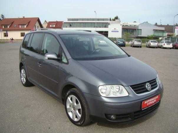 Volkswagen Touran 1.9 TDI Sport, tažné zař., serviska, foto 1 Auto – moto , Automobily | spěcháto.cz - bazar, inzerce zdarma