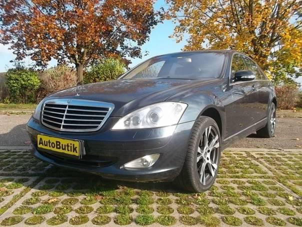 Mercedes-Benz Třída S 500 Long, foto 1 Auto – moto , Automobily | spěcháto.cz - bazar, inzerce zdarma