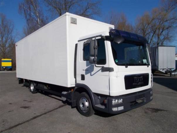 TGL 8.180 skříň 7,10m E4, foto 1 Užitkové a nákladní vozy, Nad 7,5 t | spěcháto.cz - bazar, inzerce zdarma