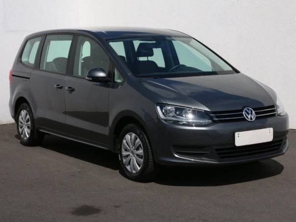 Volkswagen Sharan  2.0 TDI, Serv.kniha, foto 1 Auto – moto , Automobily | spěcháto.cz - bazar, inzerce zdarma