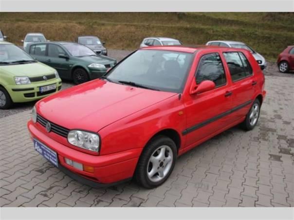 Volkswagen Golf 1,8i, foto 1 Auto – moto , Automobily | spěcháto.cz - bazar, inzerce zdarma