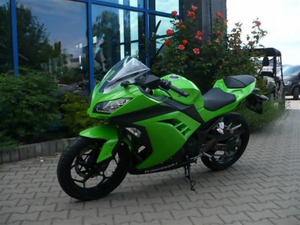 Ninja 300, foto 1 Auto – moto , Motocykly a čtyřkolky | spěcháto.cz - bazar, inzerce zdarma