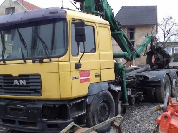 MAN  Kovošrot, foto 1 Užitkové a nákladní vozy, Nad 7,5 t | spěcháto.cz - bazar, inzerce zdarma