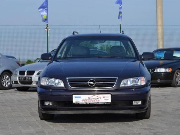 Opel Omega 2,5 *KŮŽE*NAVI*XENON*TAŽNÉ*, foto 1 Auto – moto , Automobily | spěcháto.cz - bazar, inzerce zdarma