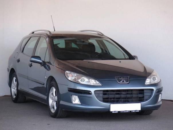 Peugeot 407 1.6 HDI, foto 1 Auto – moto , Automobily | spěcháto.cz - bazar, inzerce zdarma