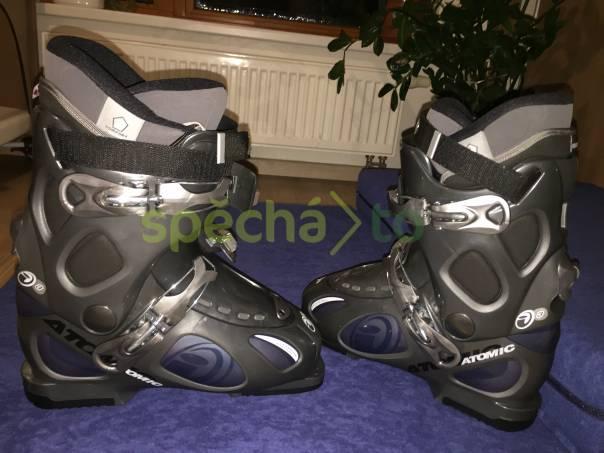 1aa54cd8b6e Lyžařské boty Atomic