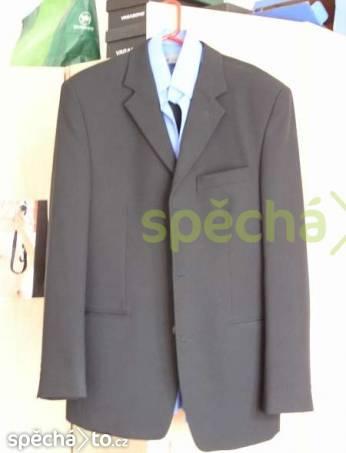 Oblek James - velkost 94, foto 1 Móda a zdraví, Pánské oděvy | spěcháto.cz - bazar, inzerce zdarma