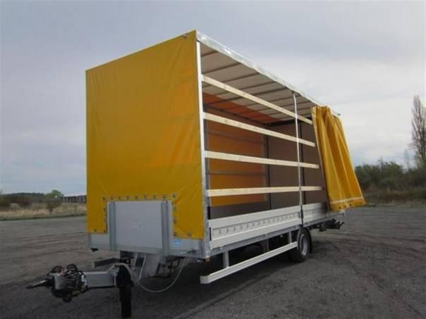AVG 10t 7,40/2,48/3,06, foto 1 Užitkové a nákladní vozy, Přívěsy a návěsy | spěcháto.cz - bazar, inzerce zdarma