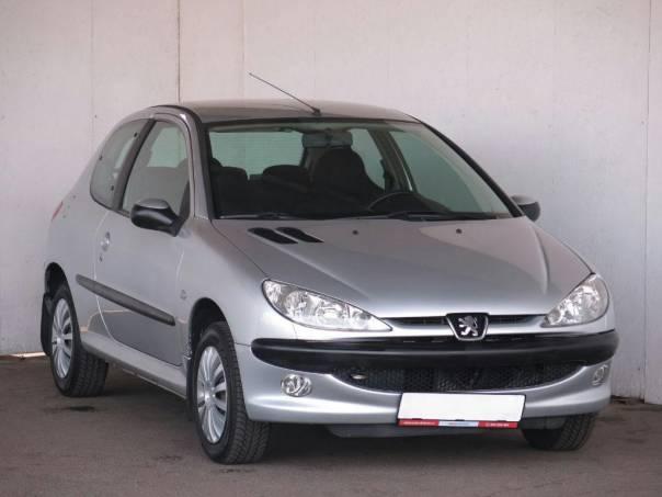 Peugeot 206 1.4, foto 1 Auto – moto , Automobily | spěcháto.cz - bazar, inzerce zdarma
