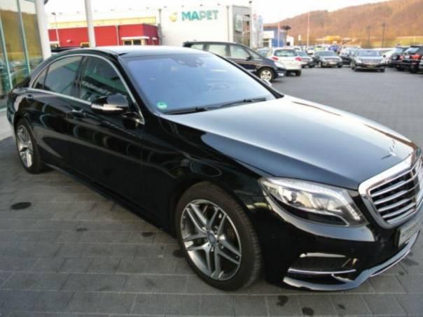 Mercedes-Benz Třída S 350 BT Long AMG-Line Pano TV, foto 1 Auto – moto , Automobily | spěcháto.cz - bazar, inzerce zdarma