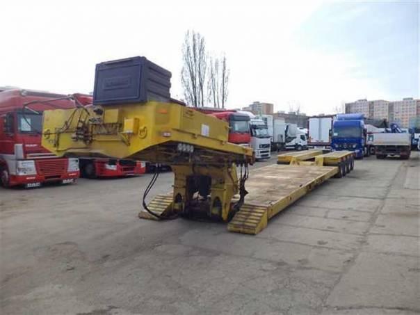 SCHEUERLE STB 4044ABFR, foto 1 Užitkové a nákladní vozy, Přívěsy a návěsy | spěcháto.cz - bazar, inzerce zdarma