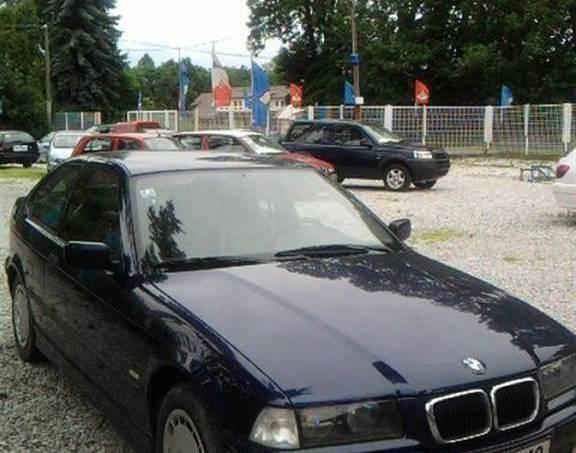 BMW Řada 3 1,9 i 316 I  AutoWojcik, foto 1 Auto – moto , Automobily | spěcháto.cz - bazar, inzerce zdarma