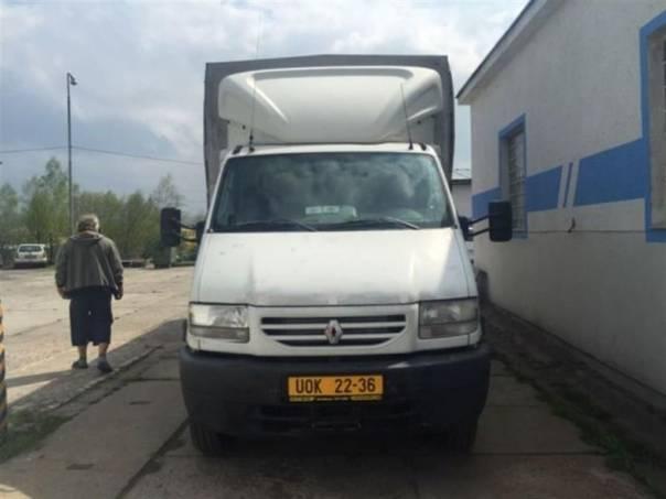 Renault Mascott 150.65 2.8TD 107kW, foto 1 Užitkové a nákladní vozy, Do 7,5 t | spěcháto.cz - bazar, inzerce zdarma
