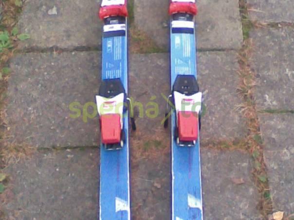 Prodám lyže Artis s vázáním  ea23a59c734
