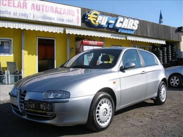 Alfa Romeo 147 1.6 T.SPARK,10xAIRBAG,KLIMA, foto 1 Auto – moto , Automobily | spěcháto.cz - bazar, inzerce zdarma