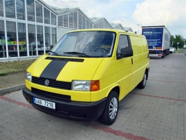 Volkswagen Transporter 1,9 TDI, SERVISKA, TAŽNÉ, foto 1 Užitkové a nákladní vozy, Do 7,5 t | spěcháto.cz - bazar, inzerce zdarma
