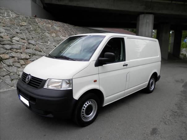 Volkswagen Transporter 1.9 TDI*L1H1*GARANCE KM, foto 1 Užitkové a nákladní vozy, Do 7,5 t | spěcháto.cz - bazar, inzerce zdarma