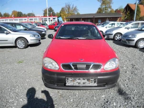Daewoo Lanos 1,4i, foto 1 Auto – moto , Automobily | spěcháto.cz - bazar, inzerce zdarma