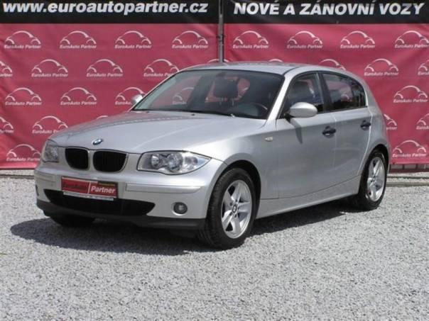 BMW Řada 1 118d 90kW CLIMATRONIC  ALU pa, foto 1 Auto – moto , Automobily | spěcháto.cz - bazar, inzerce zdarma