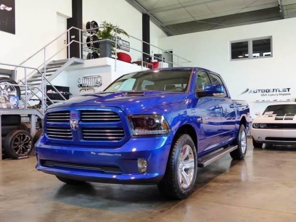 Dodge RAM 1500 HEMI 2015 RAMBOX EU NAVI, foto 1 Auto – moto , Automobily | spěcháto.cz - bazar, inzerce zdarma