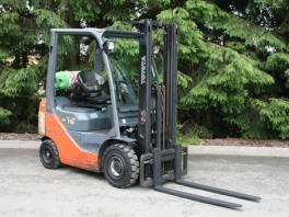 02-8 FGF 15 (PS1336) , Pracovní a zemědělské stroje, Vysokozdvižné vozíky  | spěcháto.cz - bazar, inzerce zdarma
