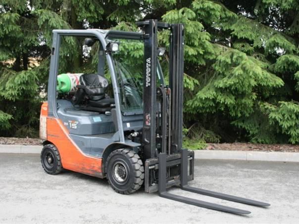 02-8 FGF 15 (PS1336), foto 1 Pracovní a zemědělské stroje, Vysokozdvižné vozíky | spěcháto.cz - bazar, inzerce zdarma